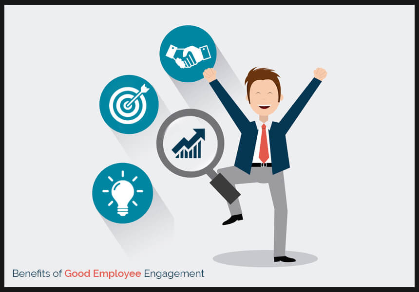 What are the Benefits of Good Employee Engagement?