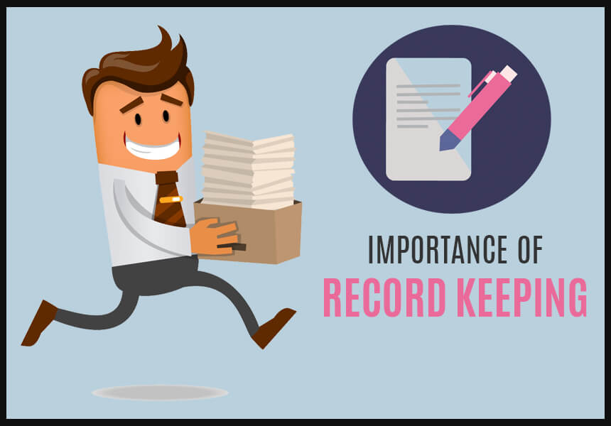 The Importance of Record Keeping for Businesses