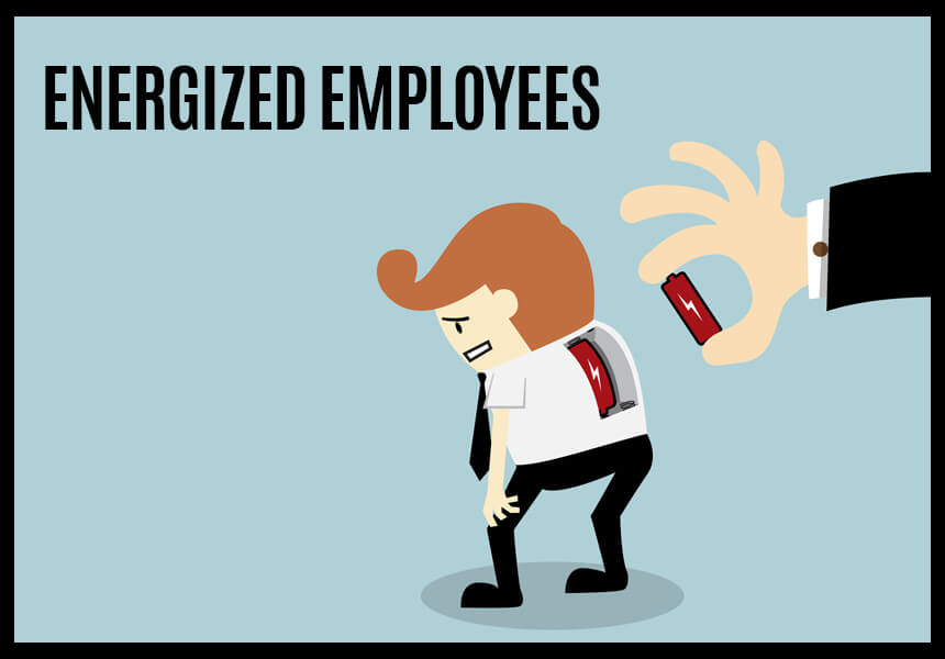 How to Keep Employees Energized