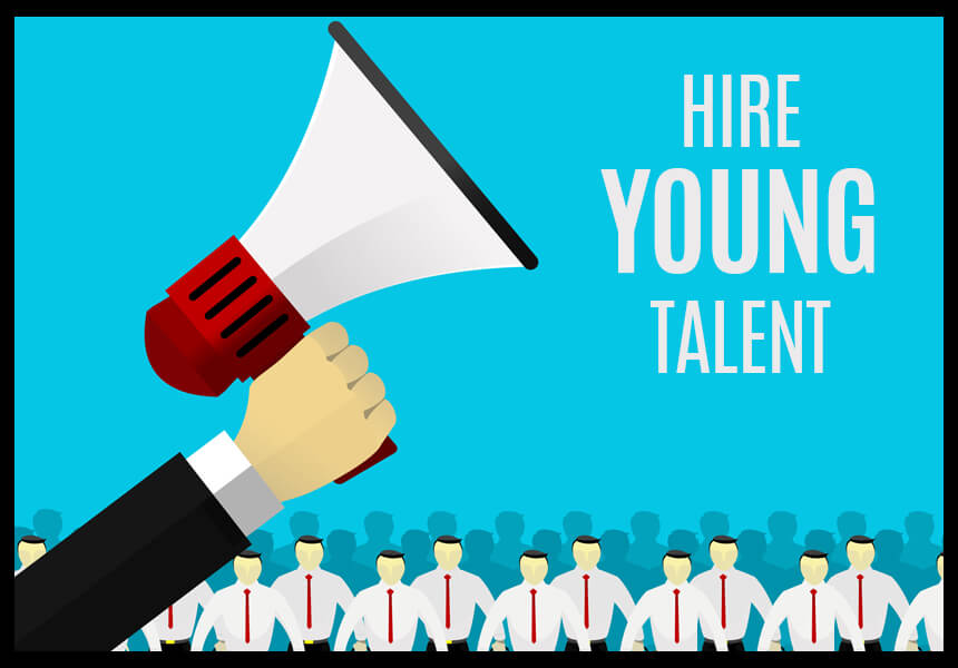 How to Recruit & Hire Young Talent