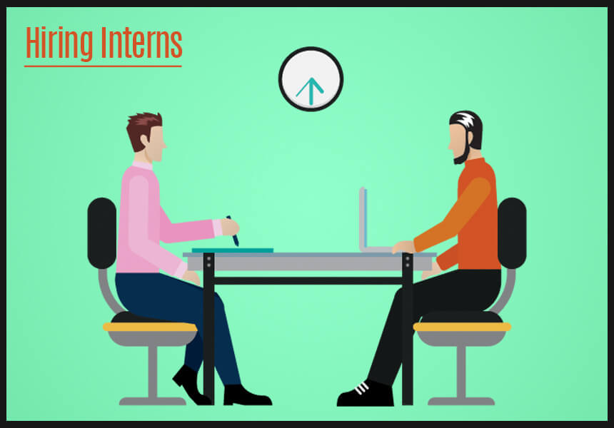 The Pros and Cons of Hiring Interns