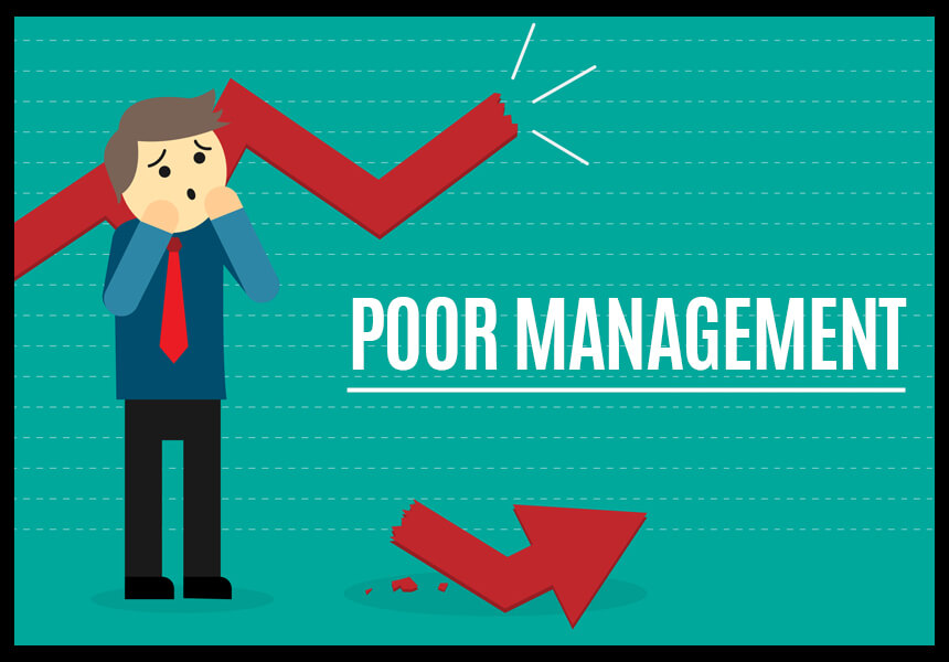 Do You Know the Signs of Poor Management?