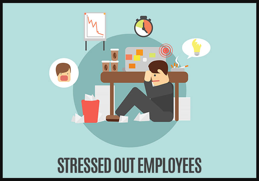 Signs of Stressed Out Employees