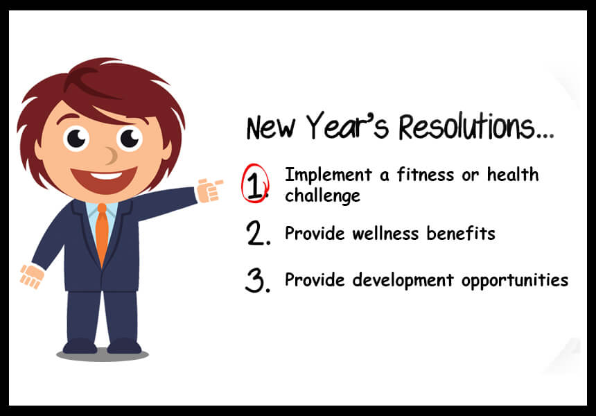 How to Help Your Employees Keep their New Year's Resolutions
