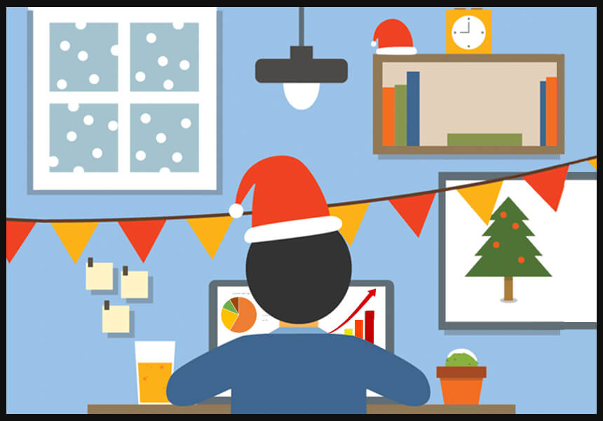 How to Promote Employee Productivity During the Holiday Season