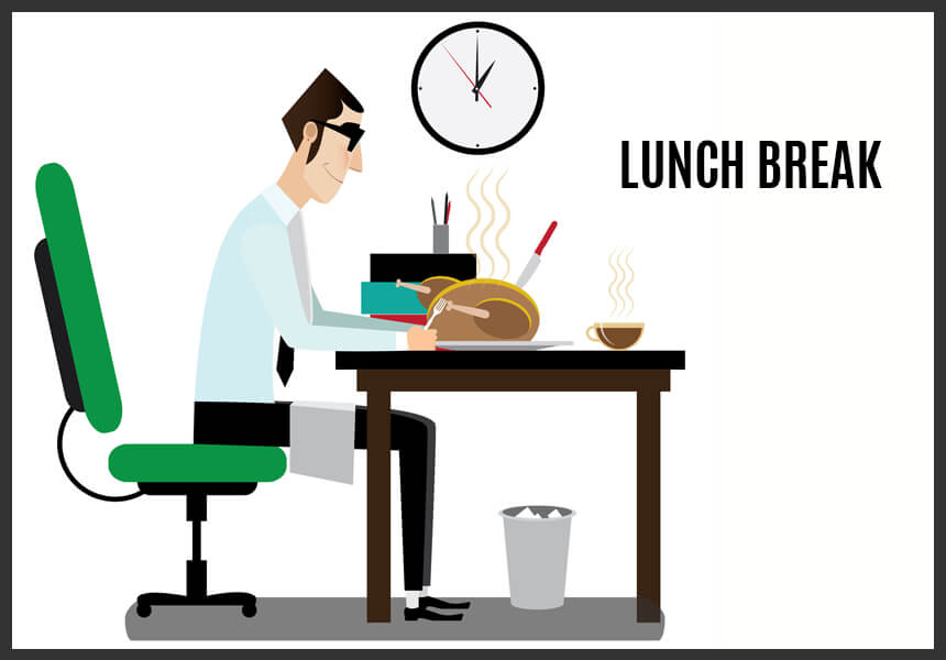 How to Make the Most Out of Office Breaks