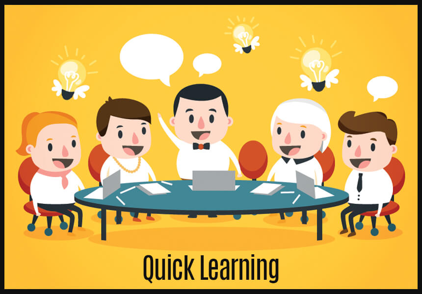 The Best Training Tactics for Quick Learning