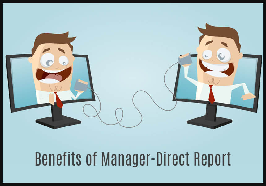 The Benefits of Manager-Direct Report Touchbases