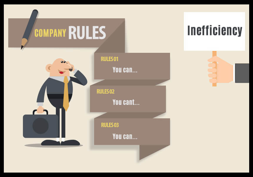 Does Your Company Have Too Many Rules?